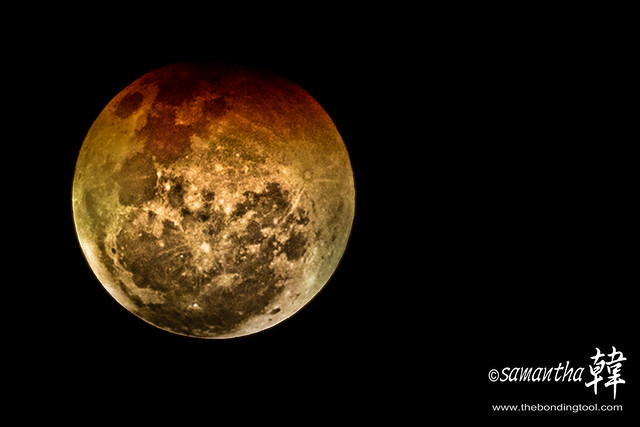 Lunar Eclipse April 2015