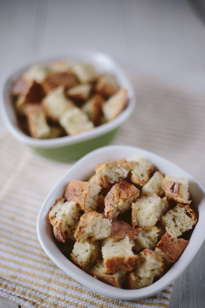 rosemary thyme dubliner soda bread pudding
