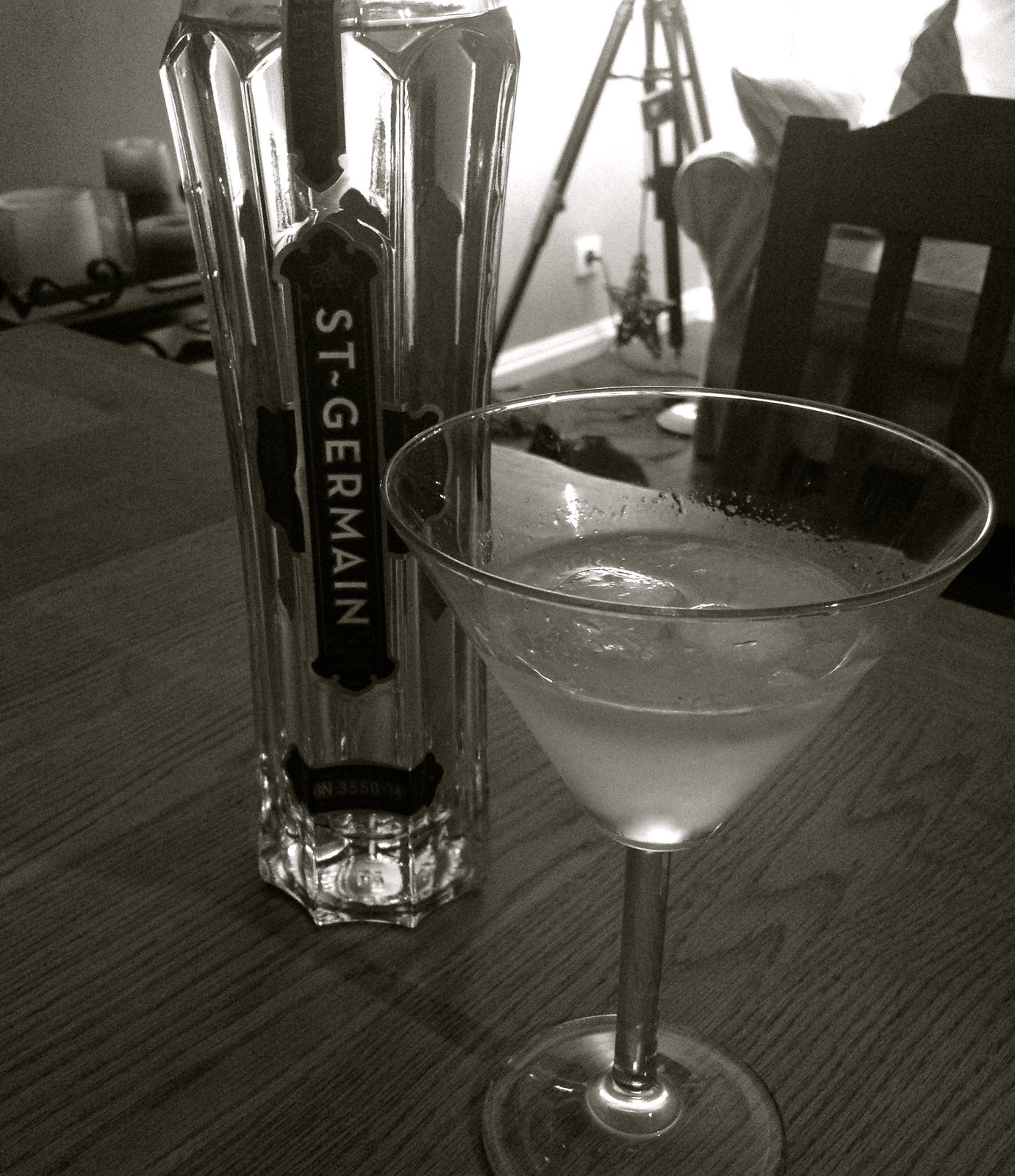 Valentina St Germain Cocktail