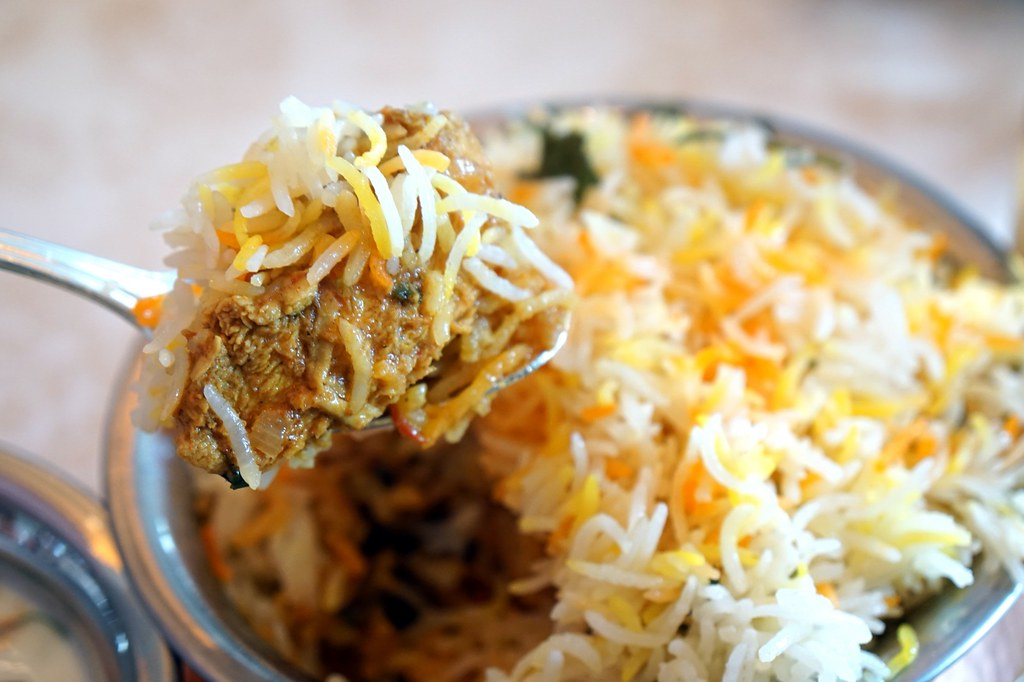 Grand Coloane Resort - indian lunch - halal - review -001