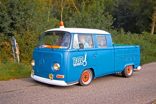 Volkswagen Typ 2 T2a 26-16 Pickup