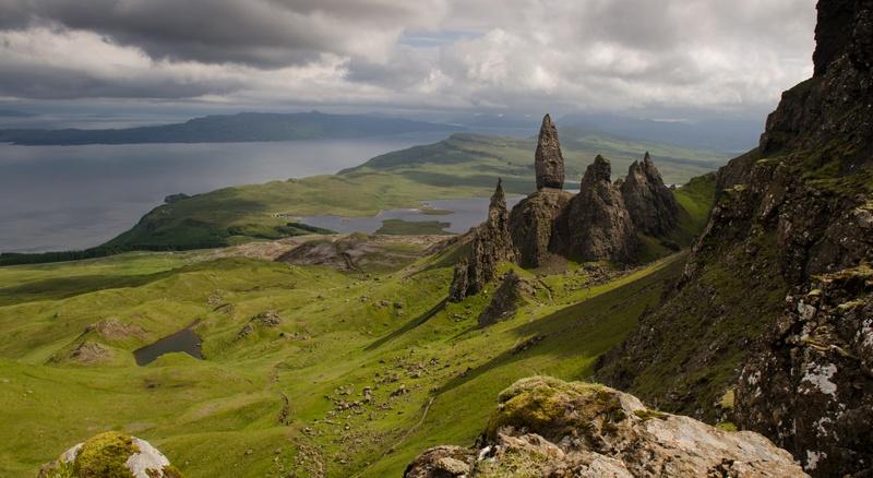 Skye Escocia