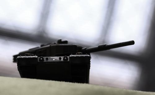 トミカプレミアム 90式戦車_12
