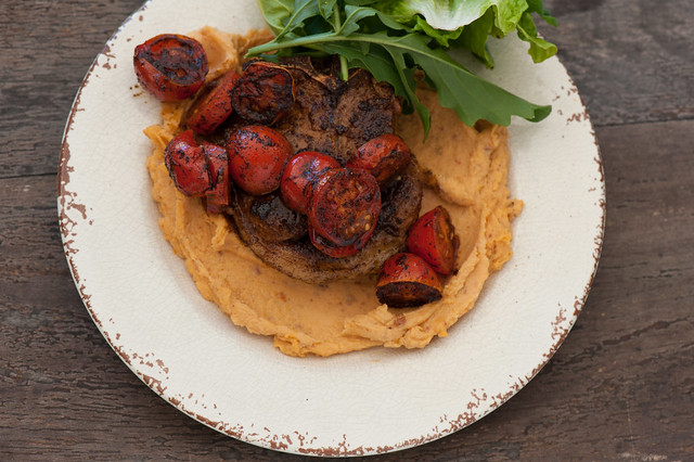 Sweet Potato Hummus-2