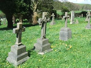 St Michael's Churchyard, Pennington.