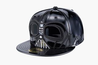 Star Wars x New Era 《星際大戰》黑武士主題帽