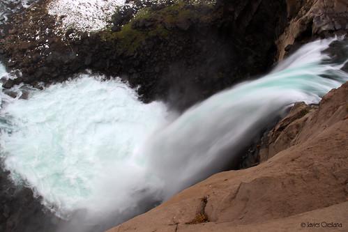 salto río Maule / Salto de la Carmenza/ Cascada Arcoiris / Salto del Angel