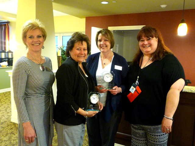 Positively Pewaukee Inducts North Shore Bank into their Hall of Fame