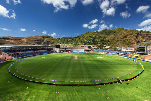 wideangle cricket grenada caribbean stgeorge westindiescricket grenadanationalstadium