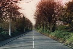 Greenbank Drive, Edinburgh, March 1991