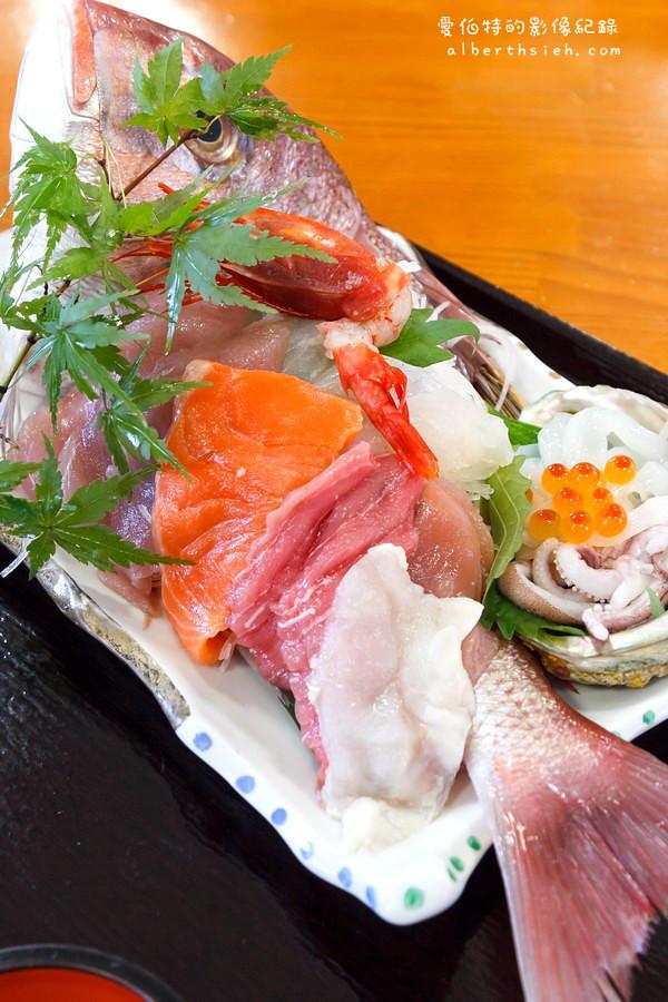 日本鳥取境港美食海鮮料理