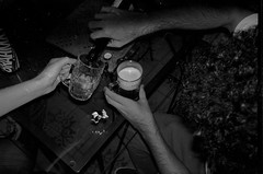 Pour me a drink. 16/05/2015 - 35mm tmax 100