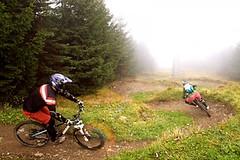 Bike SNOW tour: Ještěd v létě - kola, běžky a IQ Landia