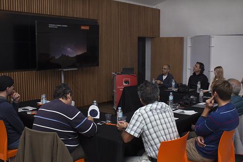 Curso de iniciación a la astrofotografía en el Teide