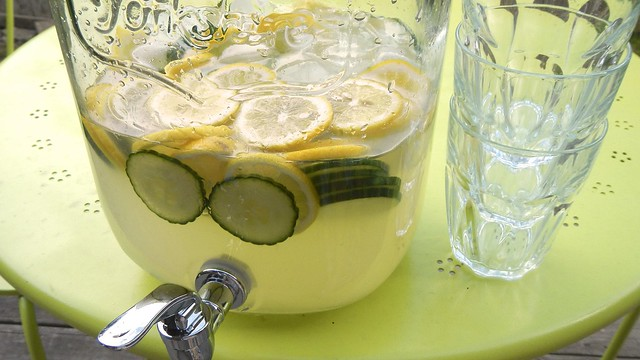 Cucumber Lemonade 5