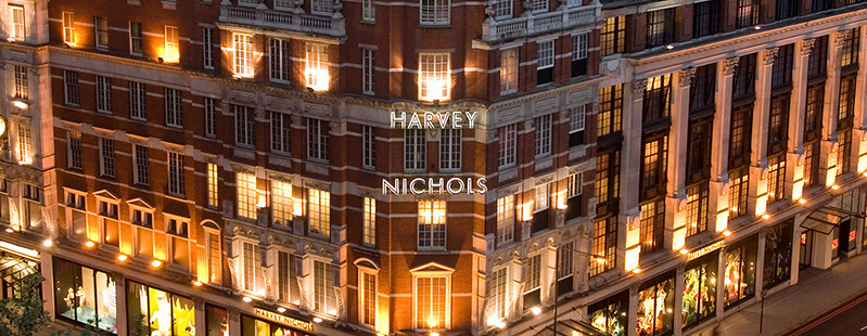 Harvey Nichols outside