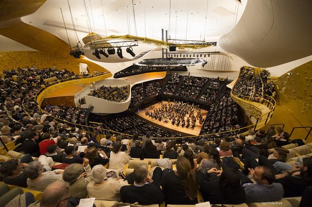 Grande salle Philharmonie de Paris