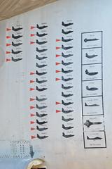 NB-52B 'Balls 8'  Mission markings #1