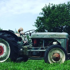 Farming is child's play.