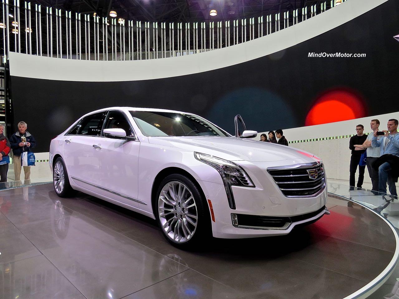 Cadillac CT6 Front