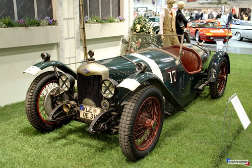 1928 - 1932 Riley 9 Brooklands