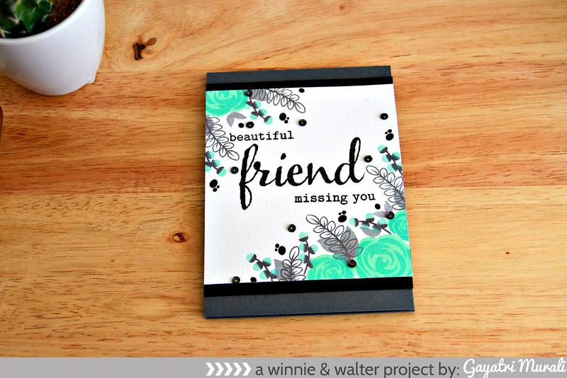 Friend flat 1