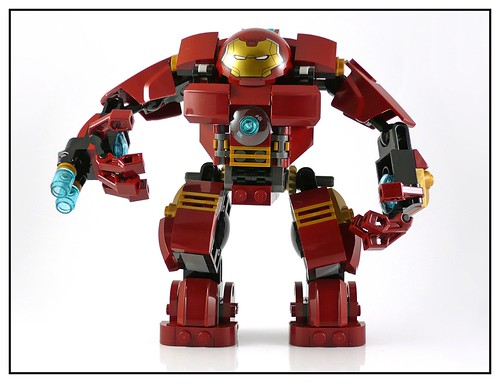 LEGO 76031 The Hulk Buster Smash 11