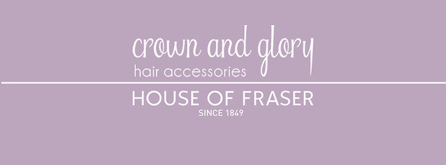 crown and glory at house of fraser