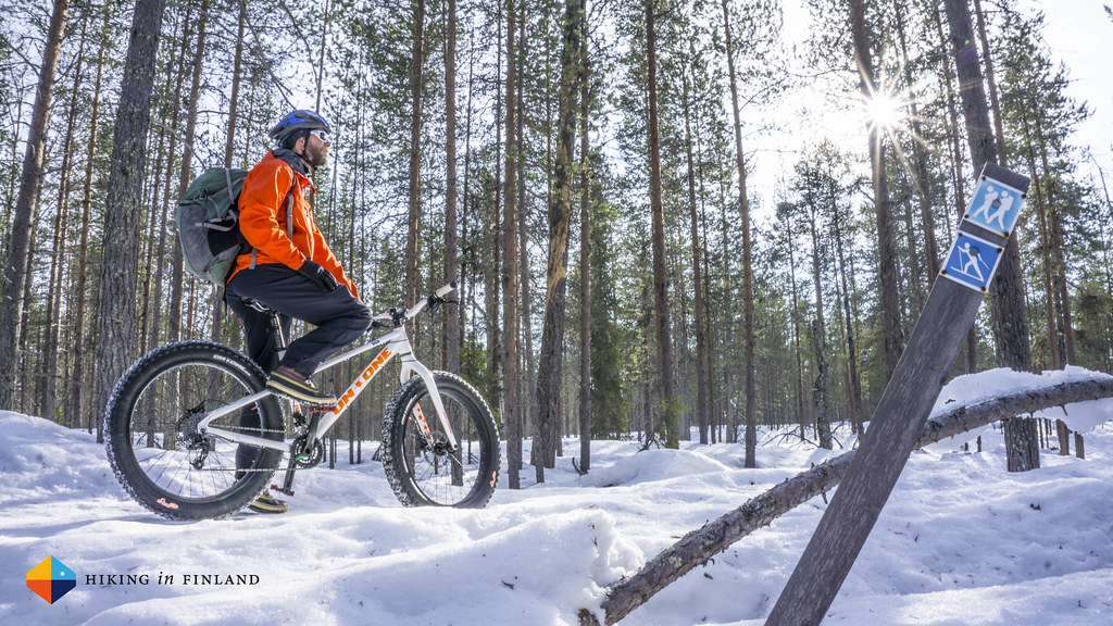 Fatbiking, skiing or hiking?