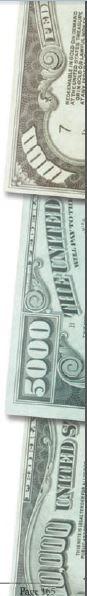 Large-denomination notes border