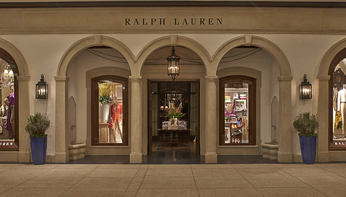 Ralph Lauren Opens Their First Luxury Store In Brazil