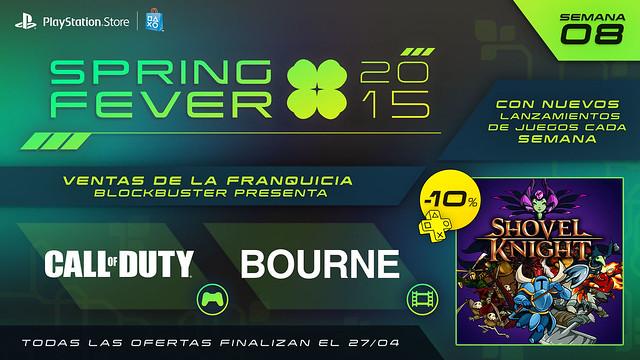 Spring Fever Sale for LATAM - Week 8