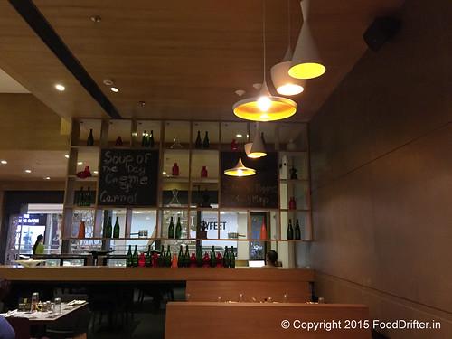 212 All Day Café & Bar Interior