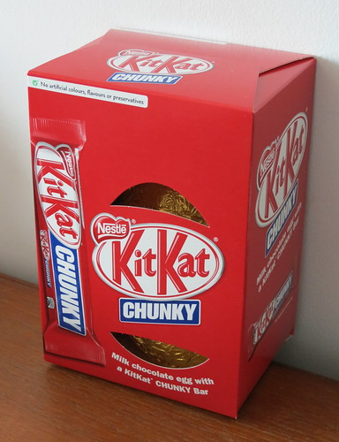 Kit Kat Easter Egg (UK)