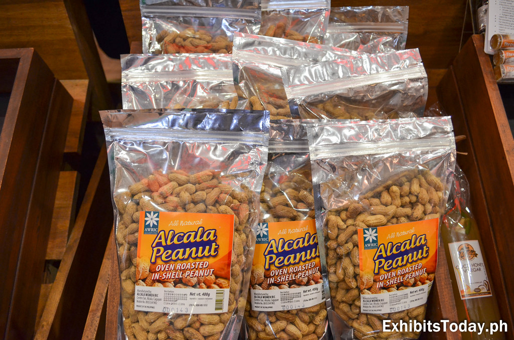Alcala peanut products