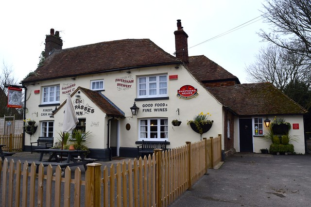The Compasses Inn, Crundale