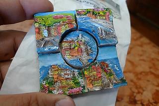 Monterosso - Cinque Terre magnet
