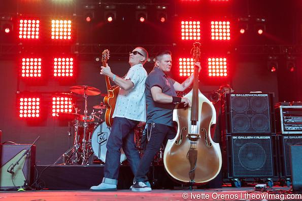 Reverend Horton Heat @ Coachella 2015 Weekend 2 - Friday