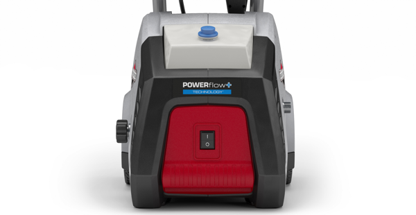 POWERflow+ Technology is a technological innovation exclusive to Briggs & Stratton