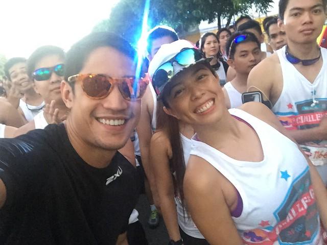 Watsons Color Manila Run 10K Challenge