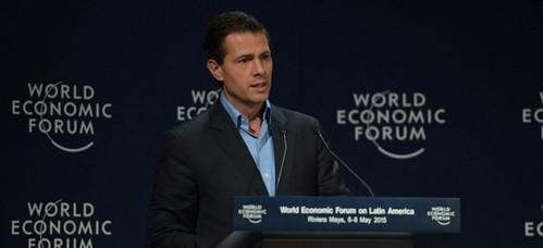 Peña Nieto: de un 'problema cultural' a uno 'estructural', el combate a la corrupción (video)