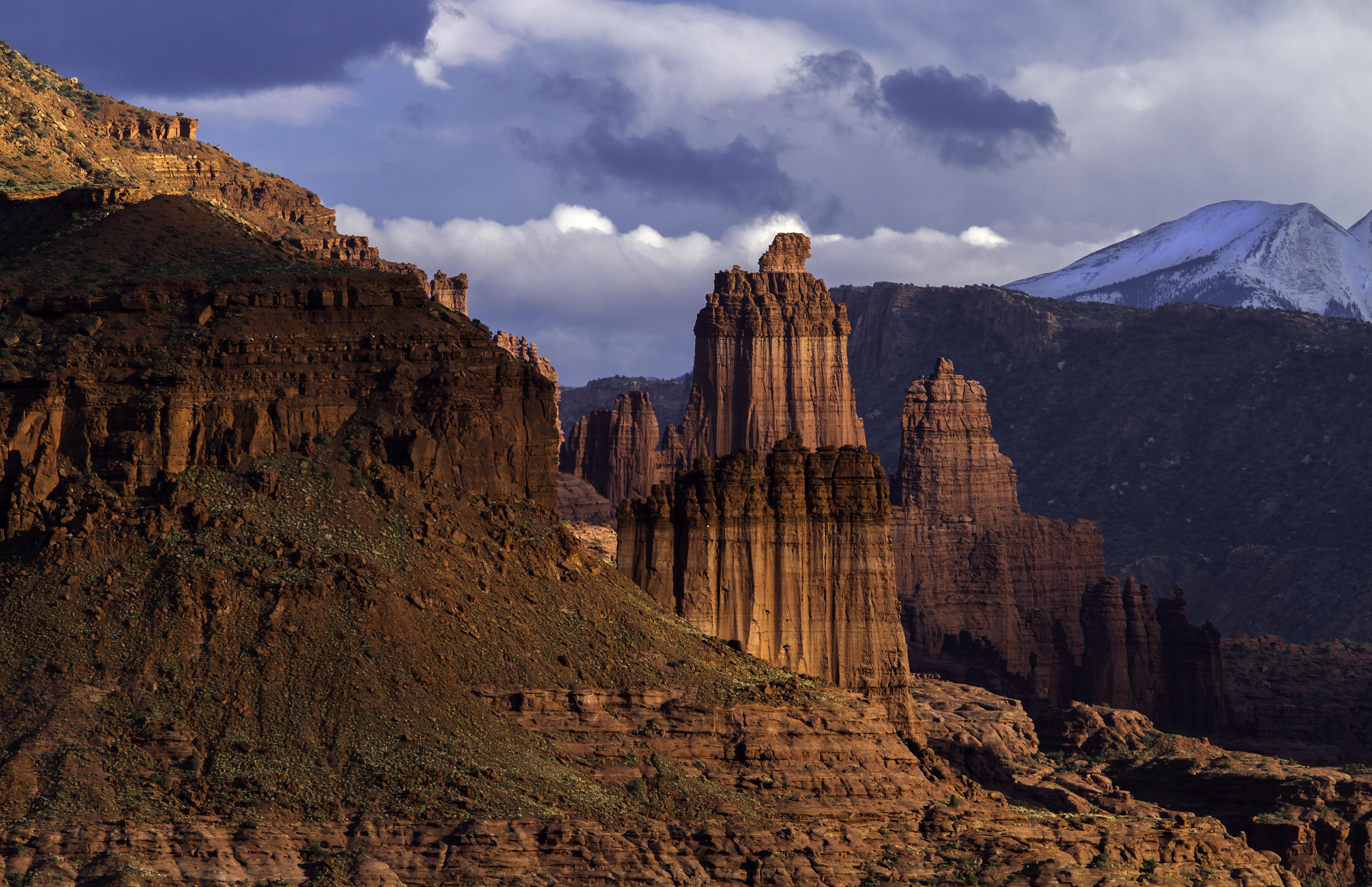 elevation of 71 castleton rd  moab  ut  usa