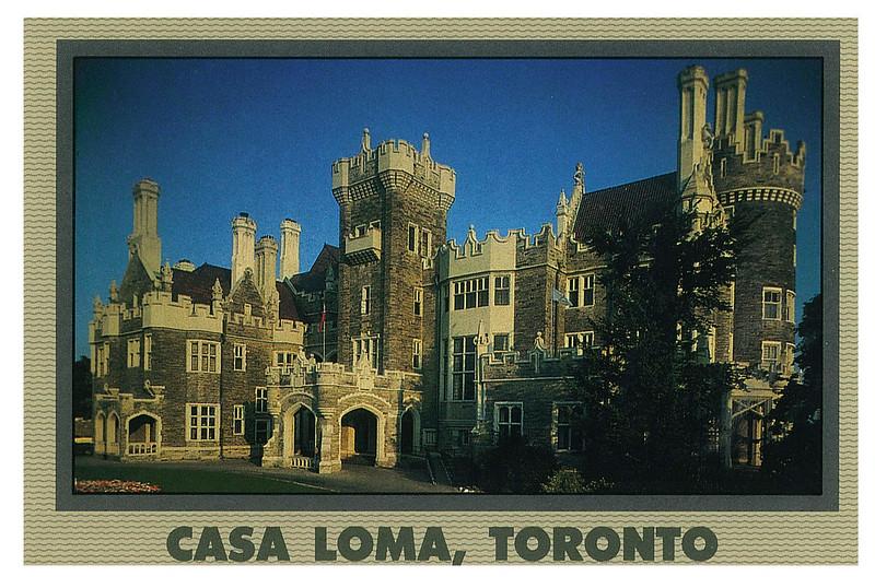 Toronto - Casa Loma 6