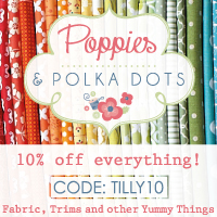 Poppies and Polkadots