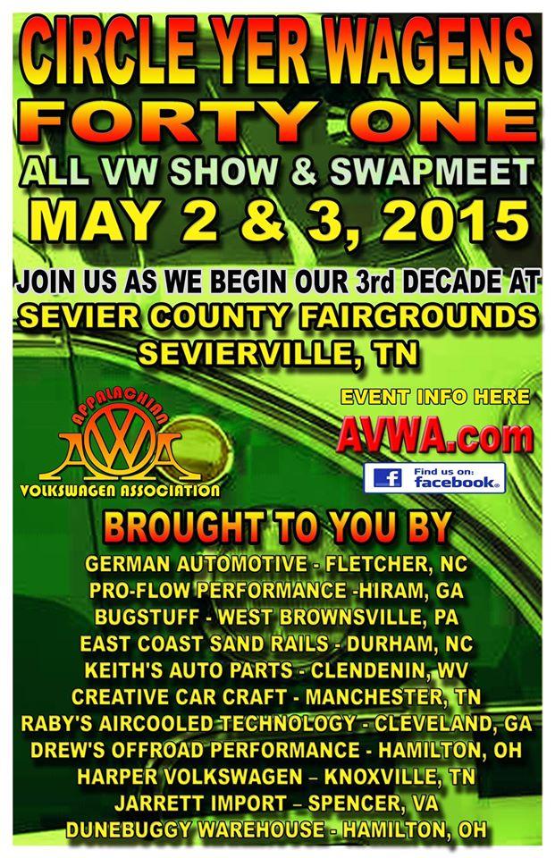 Sevierville | Exklusively Käfer Kabrioletts