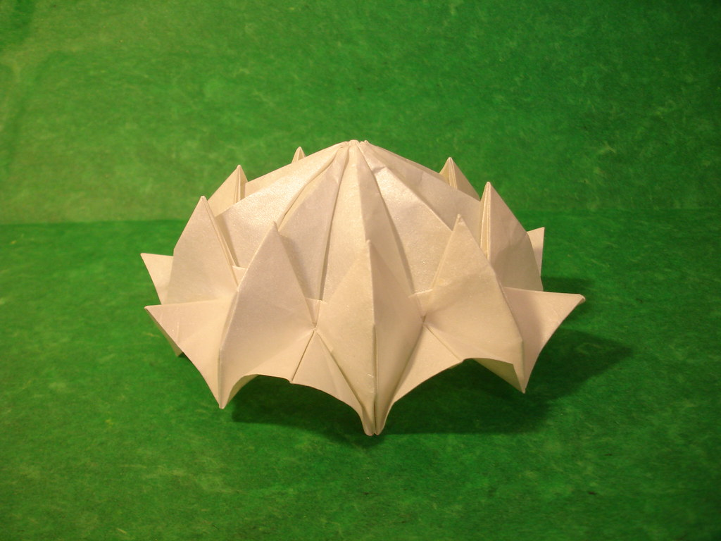 Lotus Temple - Origami City