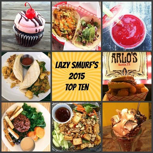 Austin Vegan Friendly Guide | Lazy Smurf's Guide