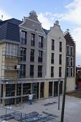 Traditional Flemish Houses in Marcq en Baroeul