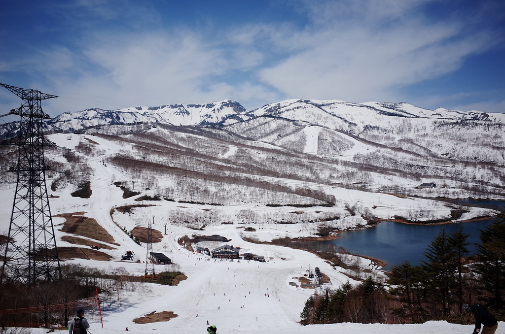 GR - May - Kagura ski resort