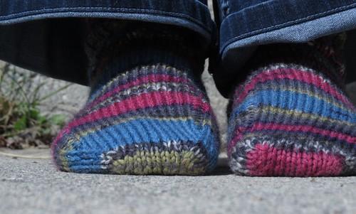 Socks...for me!